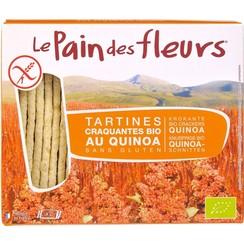 Krokante Crackers Quinoa 150 gram