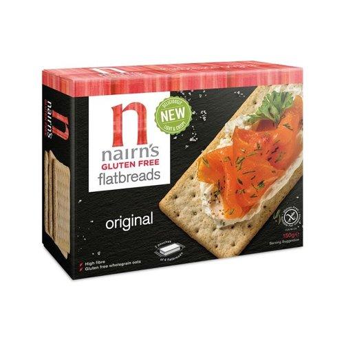 Nairn's Flatbeads Naturel 150 gram