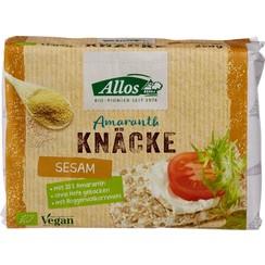 Amaranth Sesam Knäckebröd 250 gram