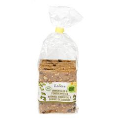Cracker Kaas & Pompoenpit 200 gram
