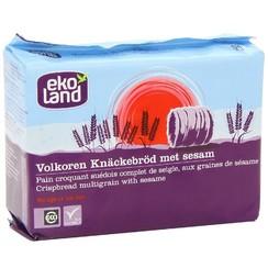 Knäckebröd Volkoren met Sesam 250 gram