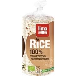 Rijstwafels Volle Rijst 100 gram