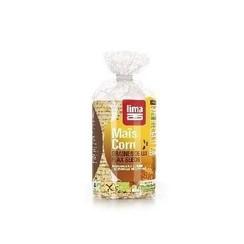 Maiswafels Lijnzaad 150 gram