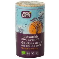 Rijstwafels Gezouten 100 gram