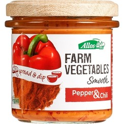 Groentespread Paprika Chili 140 gram