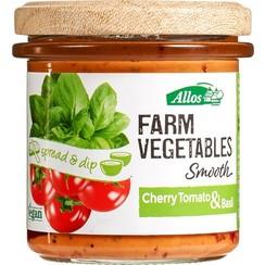 Groentespread Tomaat Basilicum 140 gram