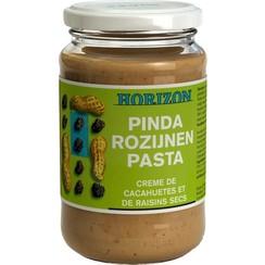 Pinda Rozijnen Pasta 350 gram
