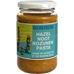 Hazelnoot-Rozijnen Pasta 350 gram