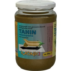 Tahin Sesampasta met Zeezout 650 gram