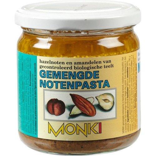 Monki Gemengde Notenpasta 330 gram