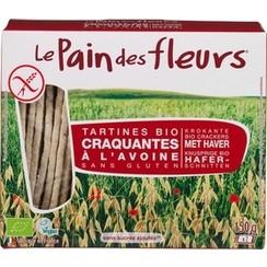 Krokante Crackers Haver 150 gram