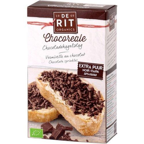 De Rit Chocolade Hagelslag Extra Puur 225 gram