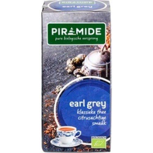 Piramide Thee Earl Grey 20 zakjes