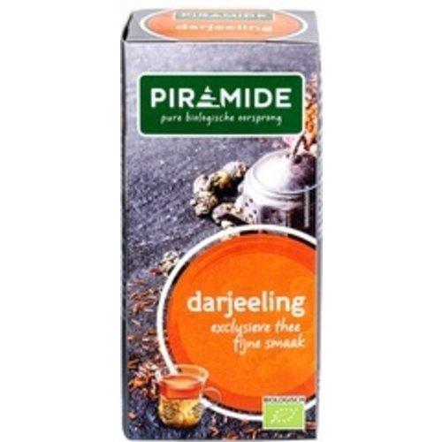 Piramide Darjeeling-thee 20 zakjes