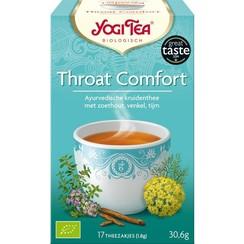 Kruidenthee Throat Comfort 17 zakjes