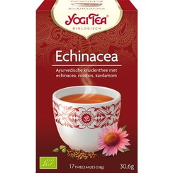 Kruidenthee Echinacea 17 zakjes
