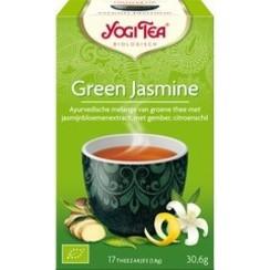 Kruidenthee Groene Jasmijn 17 zakjes