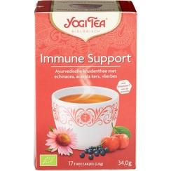 Kruidenthee Immune Support  17 zakjes