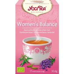 Kruidenthee Woman's Balance 17 zakjes
