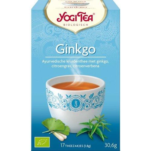 Yogi Tea Kruidenthee Ginkgo 17 zakjes