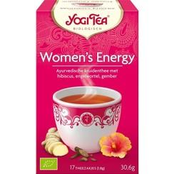 Kruidenthee Women's Energy 17 zakjes