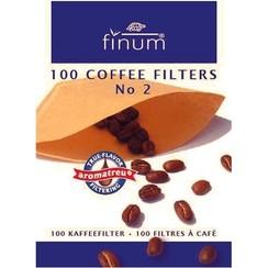 Koffie Filters nr. 2 100 stuks