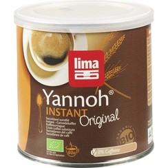Yannoh Koffiesurrogaat Instant 125 gram