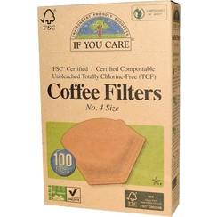 Koffie Filters nr. 4 100 stuks