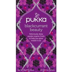 Thee Blackcurrant Beauty 20 zakjes