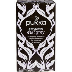 Kruidenthee Gorgeous Earl Grey 20 zakjes