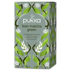 Kruidenthee Lean Matcha Green 20 zakjes
