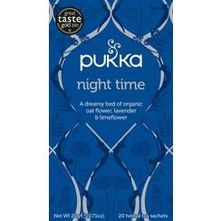 Kruidenthee Night Time 20 zakjes