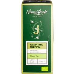 Kruidenthee Jasmine Green 20 zakjes