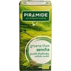 Groene Thee Sencha 20 zakjes