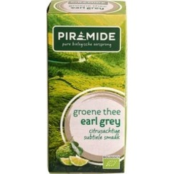 Groene Thee Earl Grey 20 zakjes