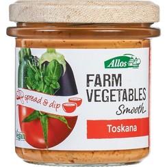 Groentespread Smooth Toscana 140 gram