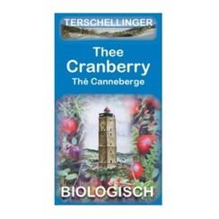 Thee Cranberry  20 zakjes
