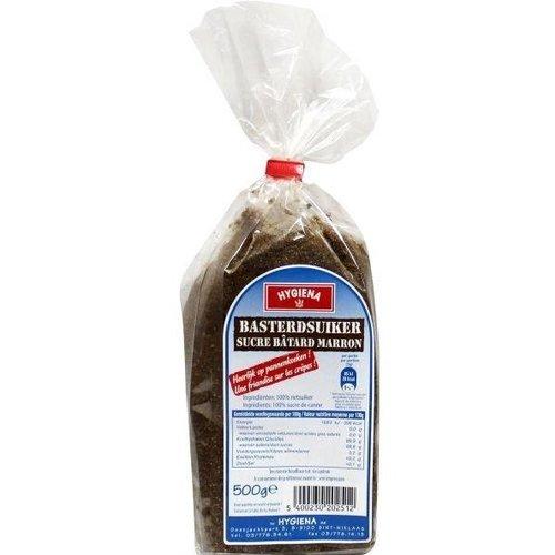 Hygiena Basterdsuiker 500 gram