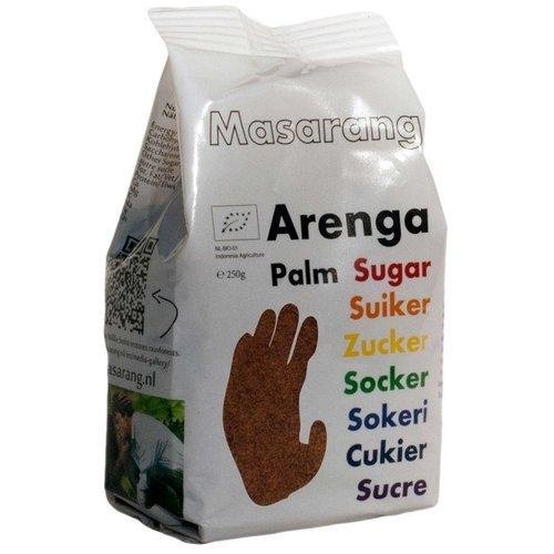 Masarang Arenga Palmsuiker 250 gram