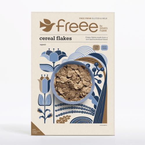 Doves Farm Cereal Flakes 375 gram