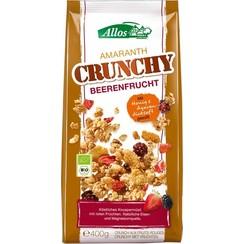 Amaranth Crunchy Rode Vruchten 400 gram