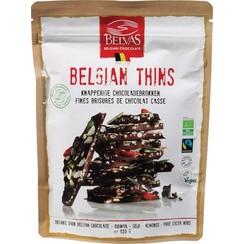 Belgian Thins Puur Quinoa-Goji 120 gram