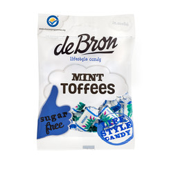 Mint Toffees 90 gram