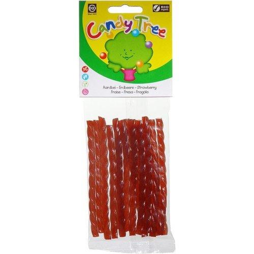 Candy Tree Aardbeikabels 75 gram