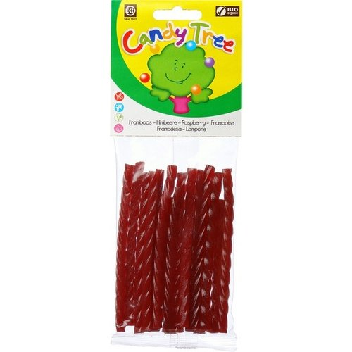 Candy Tree Frambozenkabels 75 gram