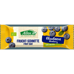Vruchtenreep Blauwe Bes 30 gram