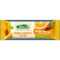 Vruchtenreep Dadel Sinaasappel 30 gram