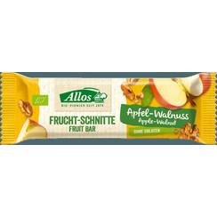 Vruchtenreep Appel Walnoot 30 gram