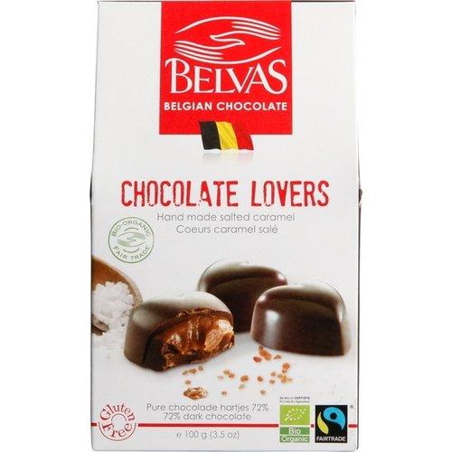 Belvas Chocolate Lovers 100 gram