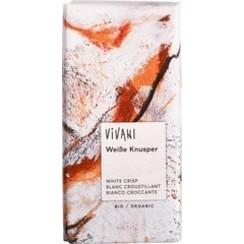 Witte Chocolade Gepofte Rijst 100 gram